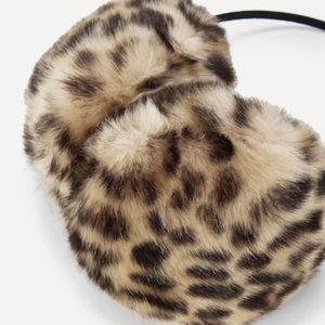Leopard Earmuffs